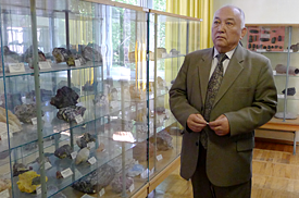 The museom of geology
